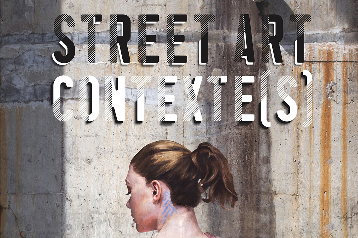 STREET ART CONTEXTE(S) book by Olivier Landes