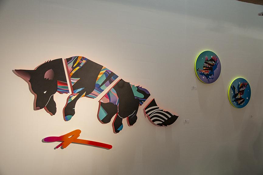 Sabek Montana Gallery Urvanity Art 2020 Madrid