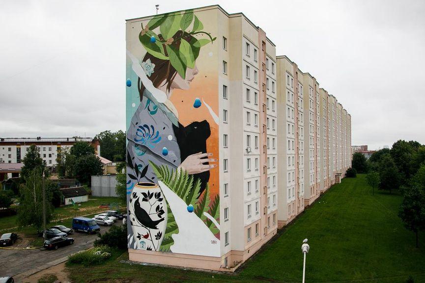 SABEK Mural