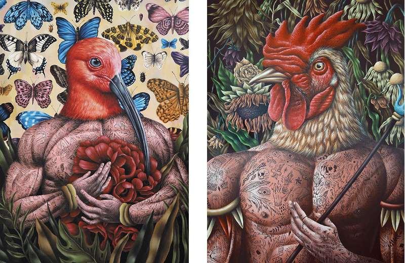 Saddo - Untitled #1 - Untitled #2 - 2015 - death - design time