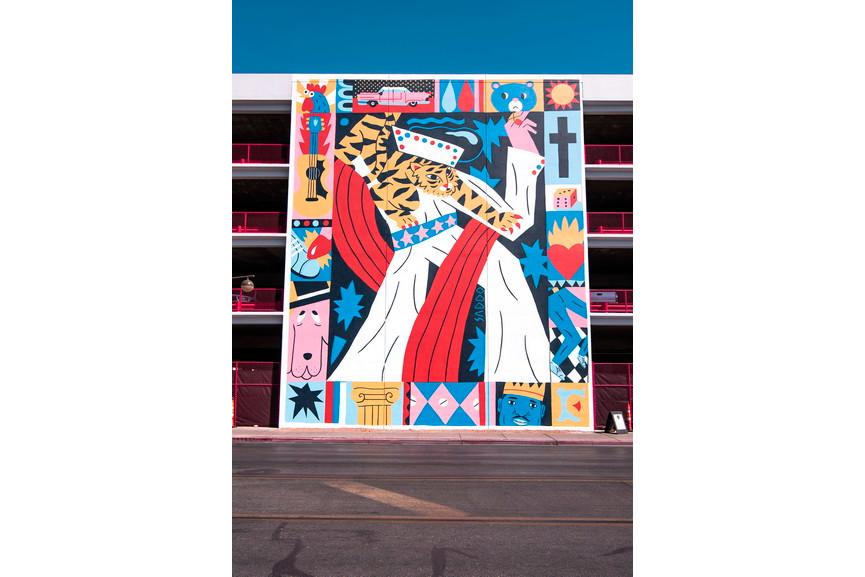 Saddo mural