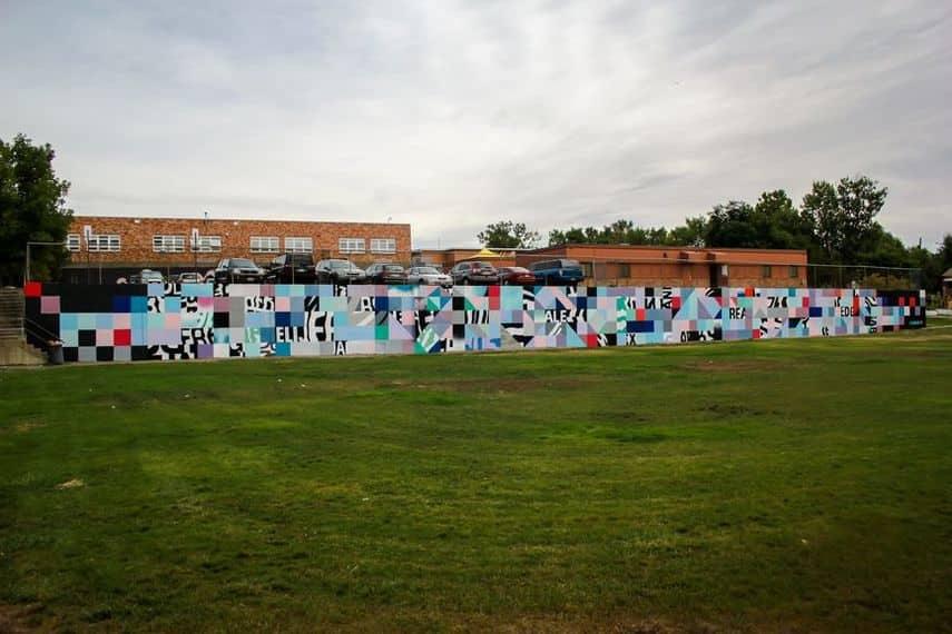 Said Kinos Mural
