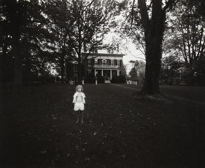 Sally Mann-At the Preacher's House-1987