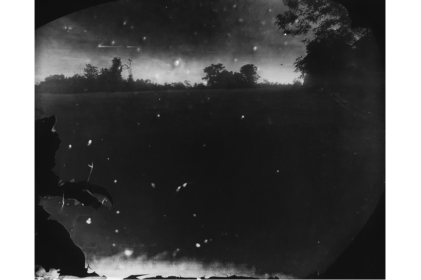 Sally Mann - Battlefields, Antietam (Starry Night), 2001