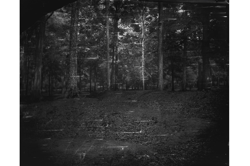 Sally Mann - Battlefields, Cold Harbor (Battle), 2003
