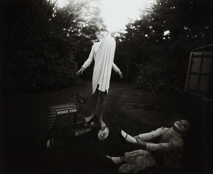 Sally Mann-Comforting Virginia-1991