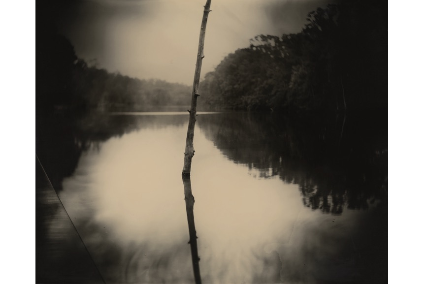 Sally Mann - Deep South, Untitled (Stick), 1998