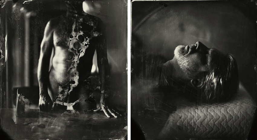 Sally Mann - Hephaestus, 2008 - Was Ever Love, 2009, new photographs and portraits of young kids will be shown at the gallery and the museum