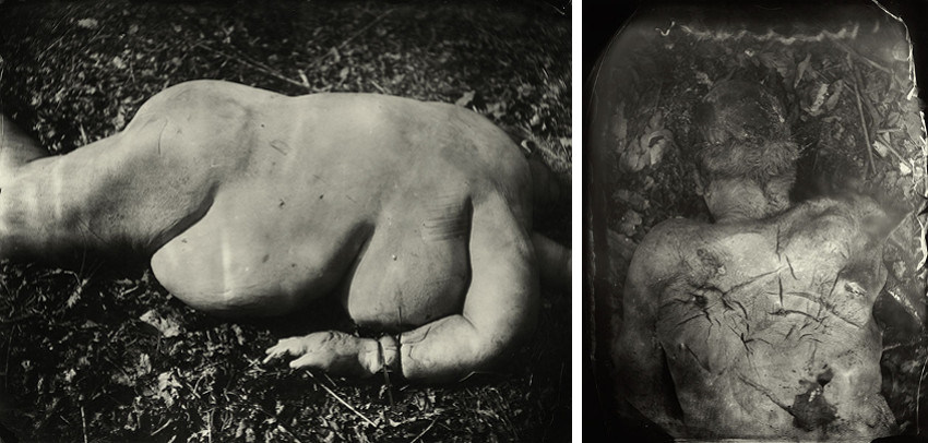 Sally Mann - Images from series What Remains