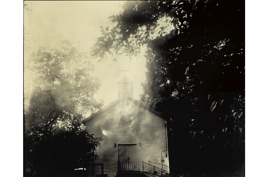 Sally Mann - Oak Hill Baptist, 2008-2016