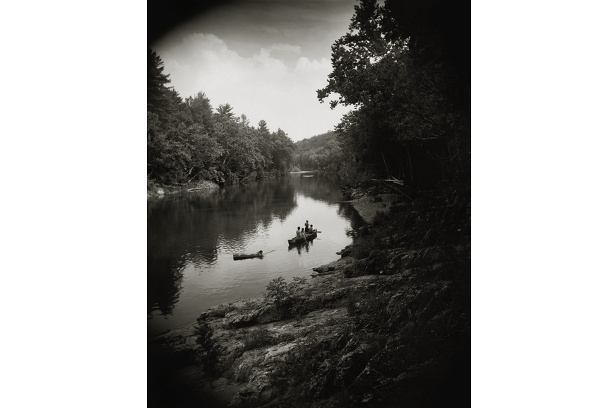 Sally Mann - On the Maury, 1992