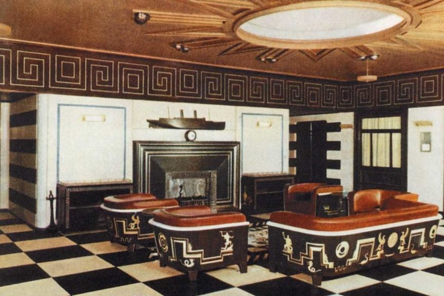 Art Deco Interior.The Most Beautiful Examples Of Art Deco Patterns Widewalls