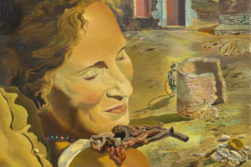 Gala Dali - The Muse and The Artist