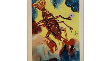 Salvador Dali - Cancer, 1969