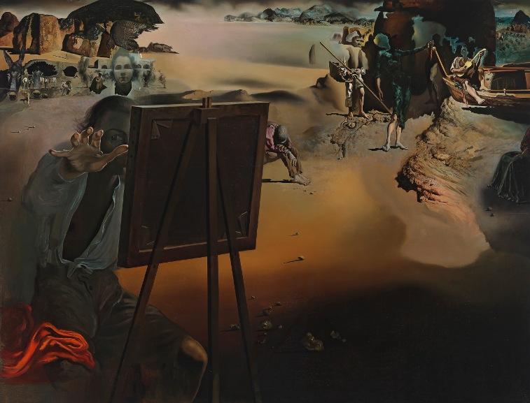 Salvador Dali - Impressions d Afrique
