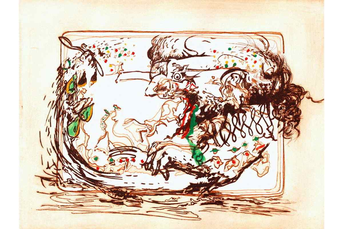 Salvador Dali - La Television