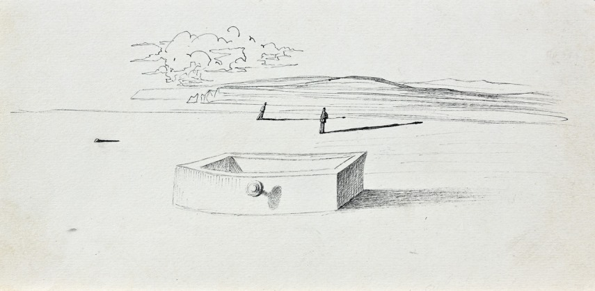 Salvador Dalí - Paysage