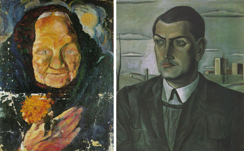 Salvador Dali made paintings in different movements, including surrealism
