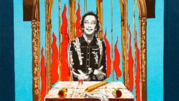 Salvador Dali - The Inferno (detail)