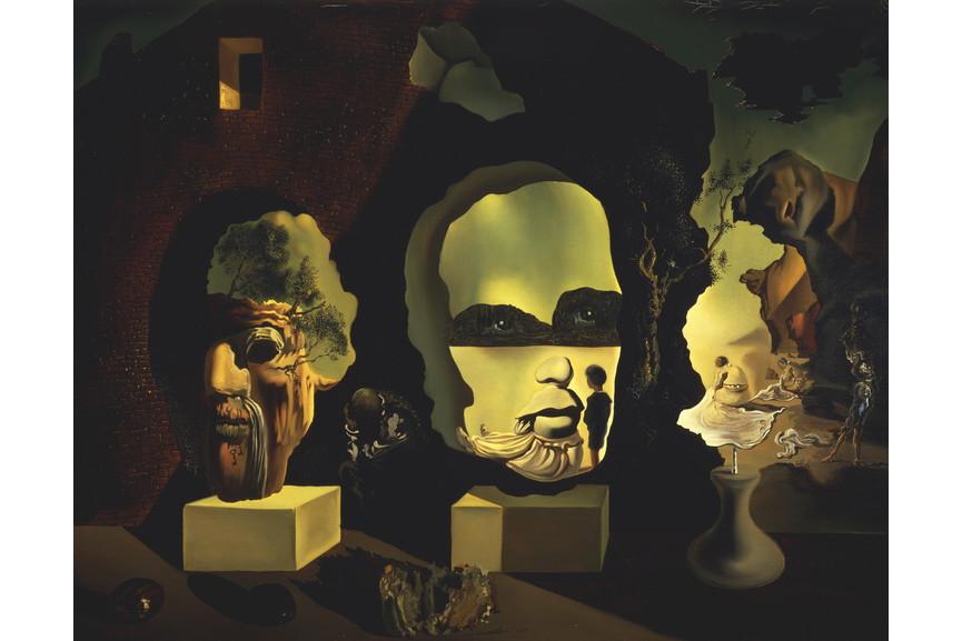 Salvador Dali - Three Ages