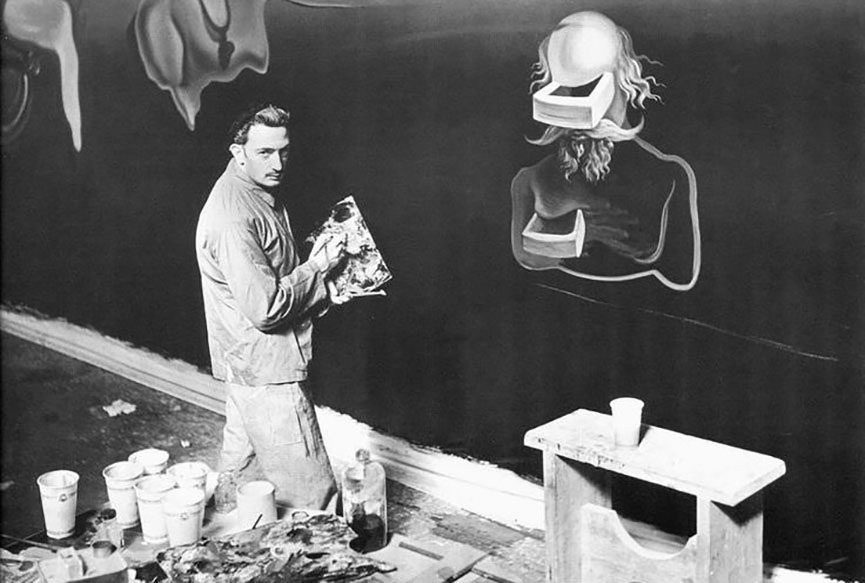 Time and Change in 10 Dali Paintings | Widewalls