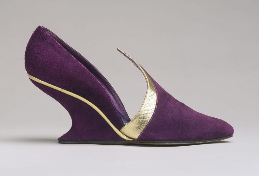 Salvatore Ferragamo Shoes, via metmuseum.org