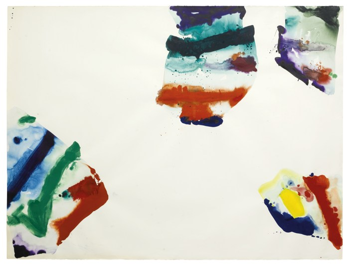 Sam Francis-Los Angeles-1970