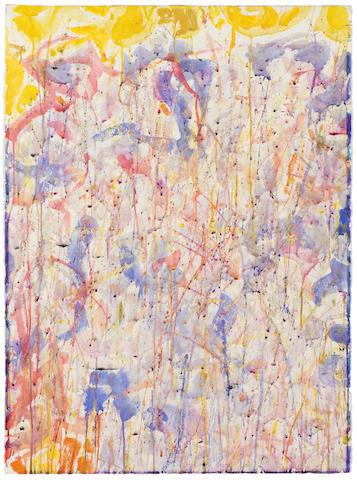 Sam Francis-Untitled-1957