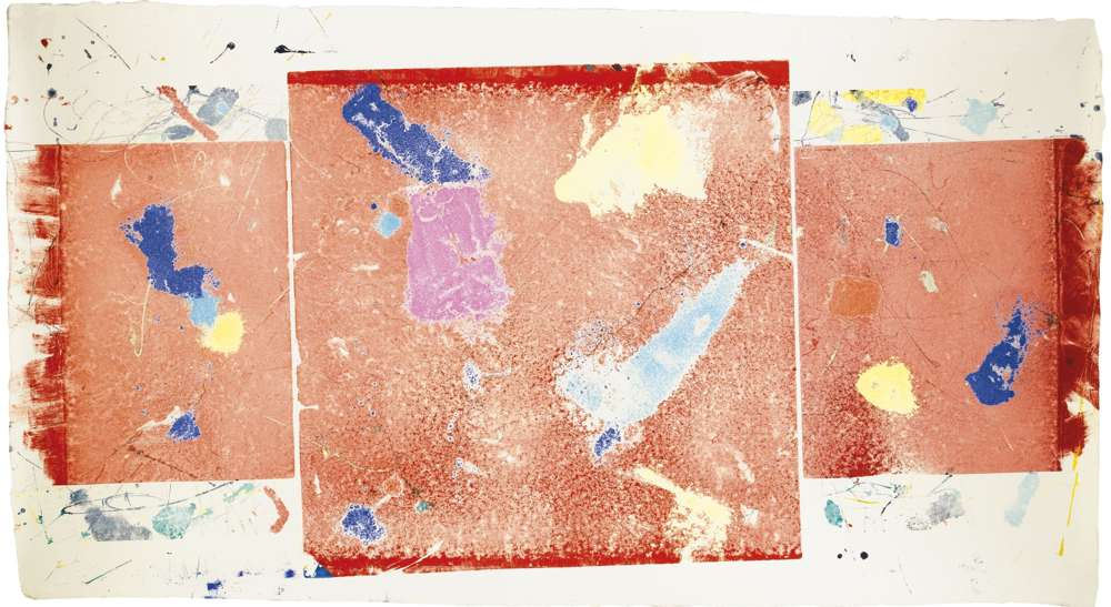 Sam Francis-Untitled-1982