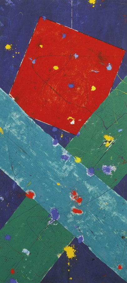 Sam Francis-Untitled-1983