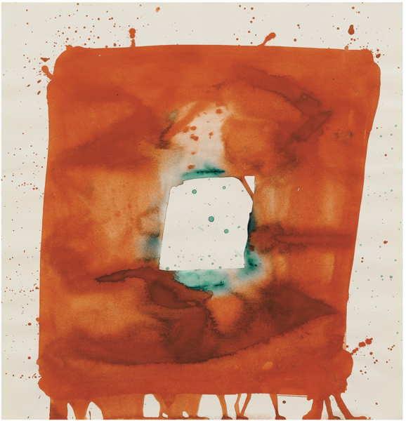 Sam Francis-Untitled (Sf80-1130)-1980