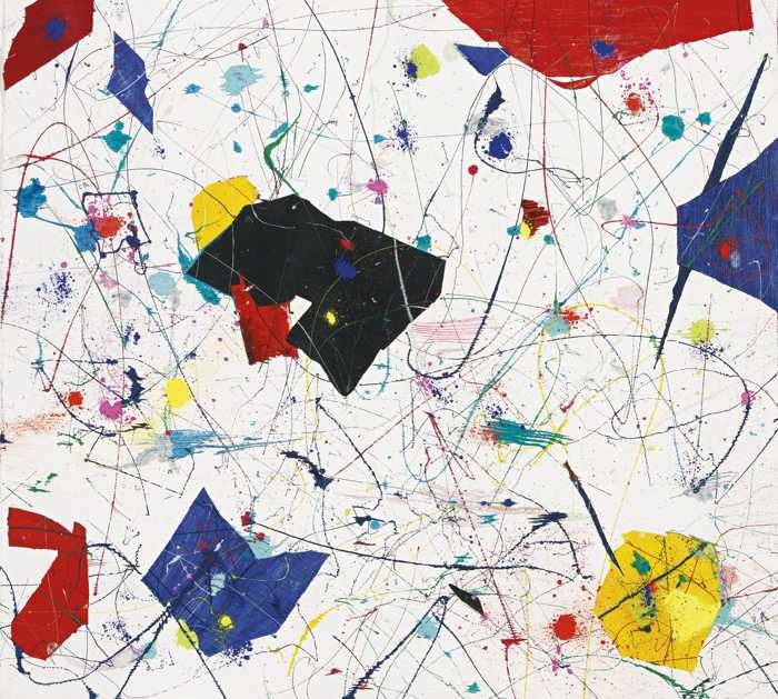 Sam Francis-Untitled-