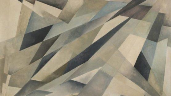 Samson Flexor - Vai e Vem Diagonal, 1957 (detail)