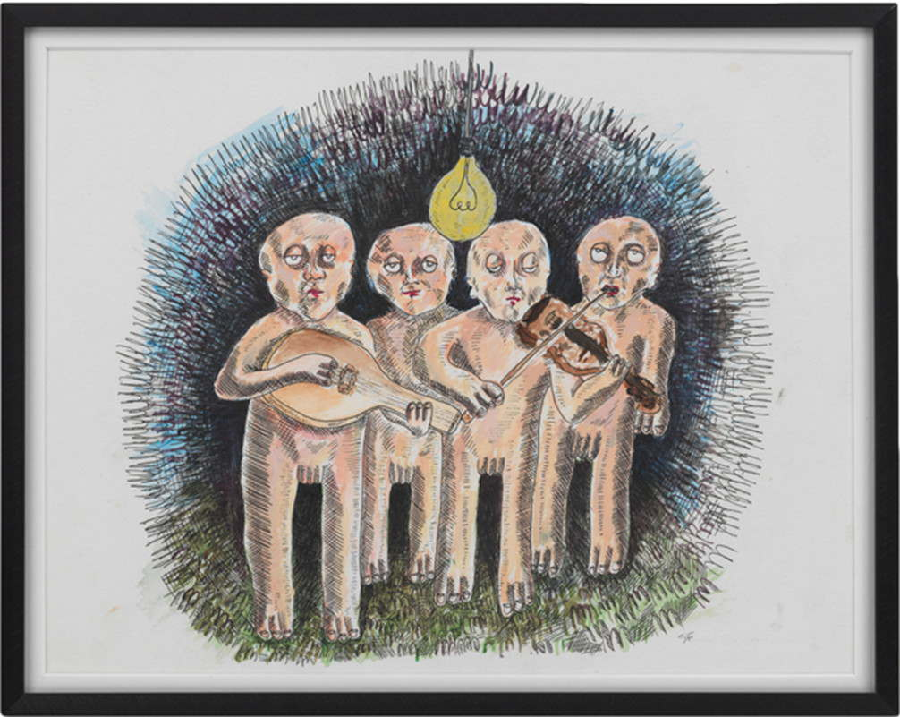Samuel Finkelstein-The Nativity-2015