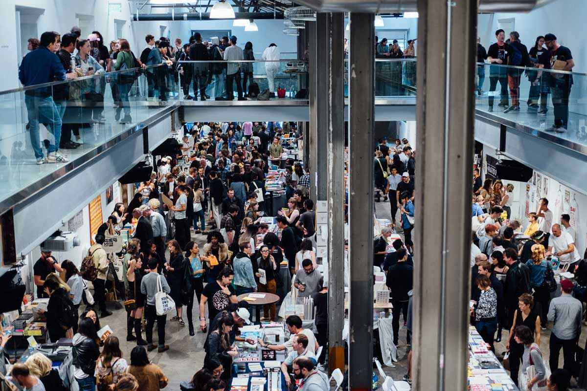 la art book fair 2019 exhibitors