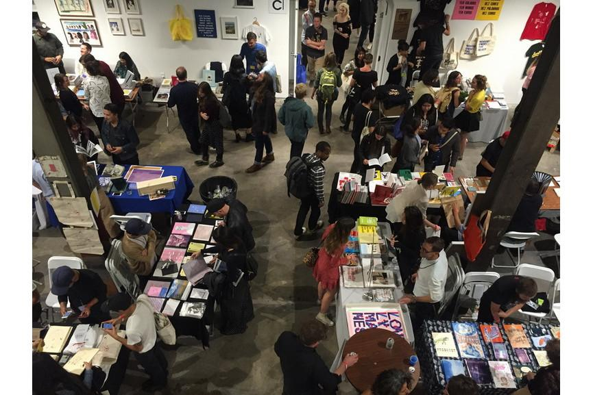 San Francisco Art Book Fair_