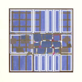 Sandra Blow-Blue Brown Interweave-2005