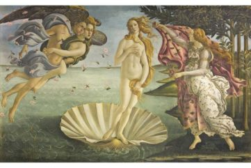 Botticelli's Goddess - Breaking Down the Meaning of The Birth of Venus Painting
