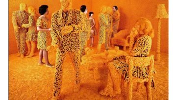 Sandy Skoglund - The Cocktail Party, 1992