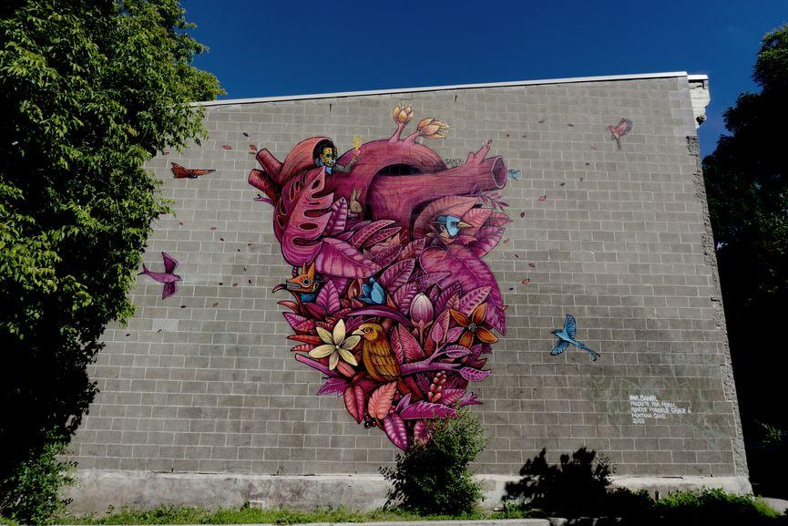 Saner, Mural Festival 2018