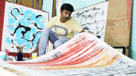 Santhosh C H - portrait