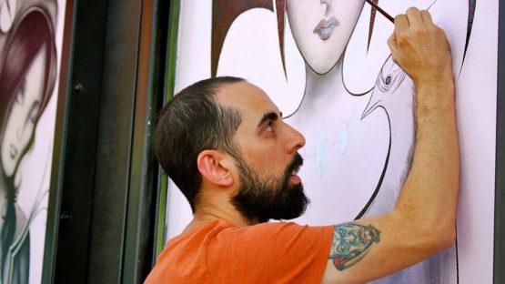 Santiago Rubino, Photo by Stephanie Turk