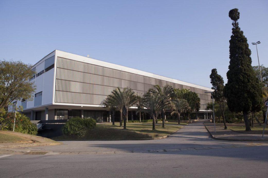 Sao Paulo Biennial Pavilion