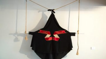 Sarah Maple - Anti Rape Cloak