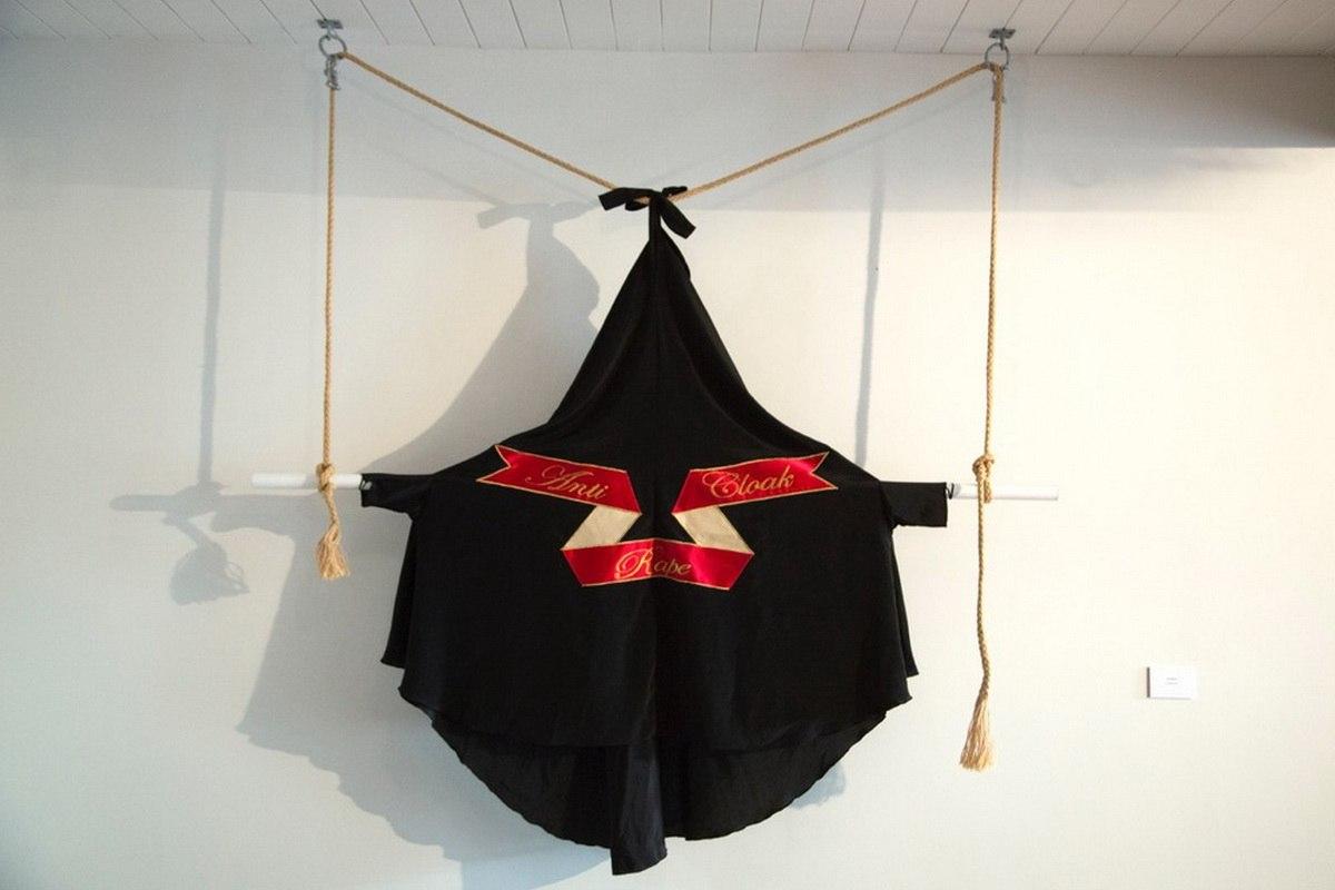 Sarah Maple - Anti Rape Cloak