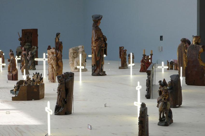 Sarkis - Landscape Forever, exhibition at Museum Boijmans van Beuningen, Rotterdam, 2008 modern search