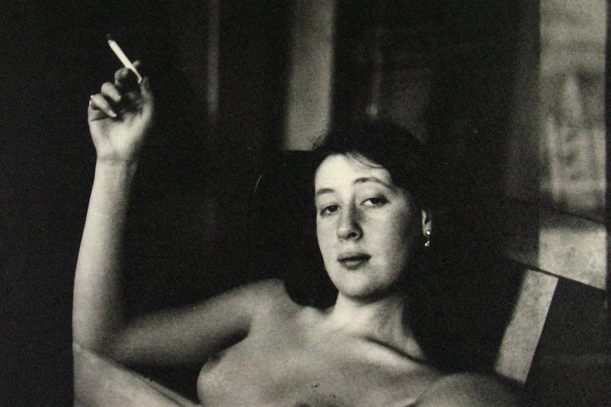 Saul Leiter - Inez, 1947