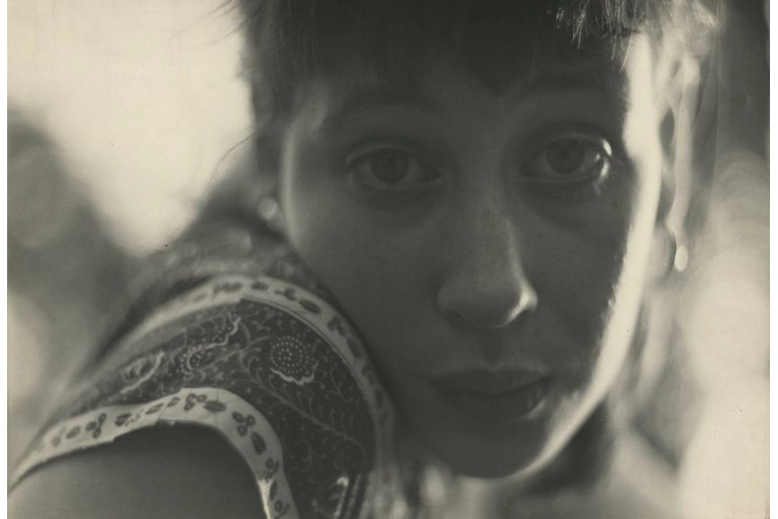 Saul Leiter - Inez, c. 1947