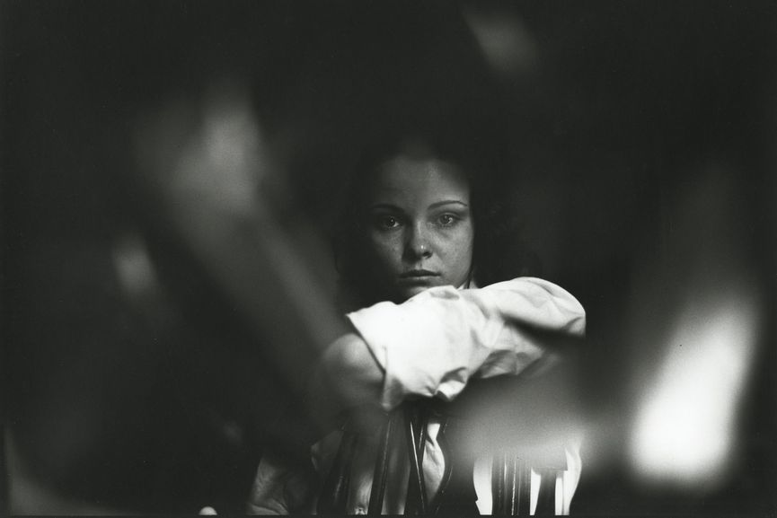 Saul Leiter - Jean, c. 1948