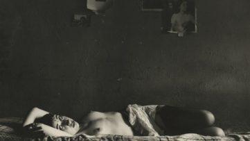 Saul Leiter - Untitled (Inez), c. 1947